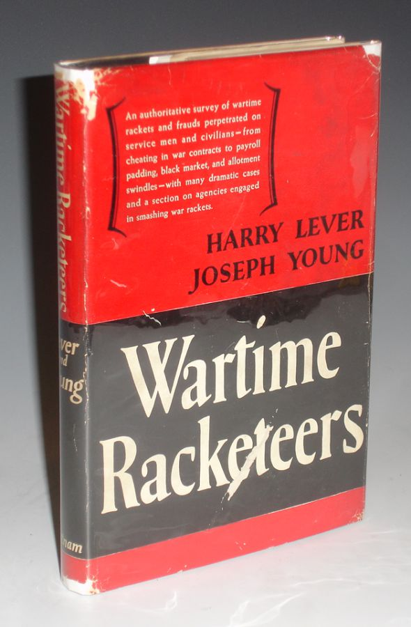 WARTIME RACKETEERS. Harry Lever, Joseph Young.