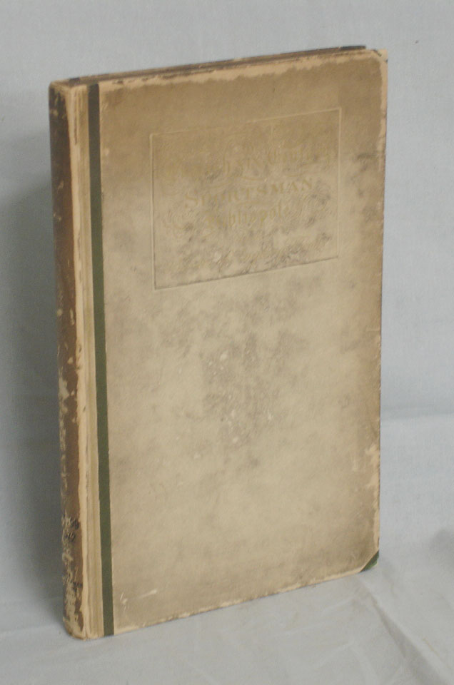 ENGLISH XIX CENTURY SPORTSMAN, BIBLIOPOLE AND BINDER OF ANGLING BOOKS. William Loring Andrews.