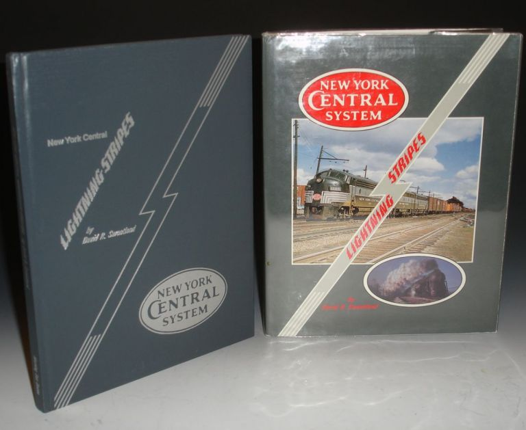 Lightning Stripes / New York Central System (volume 1). David R. Sweetland.