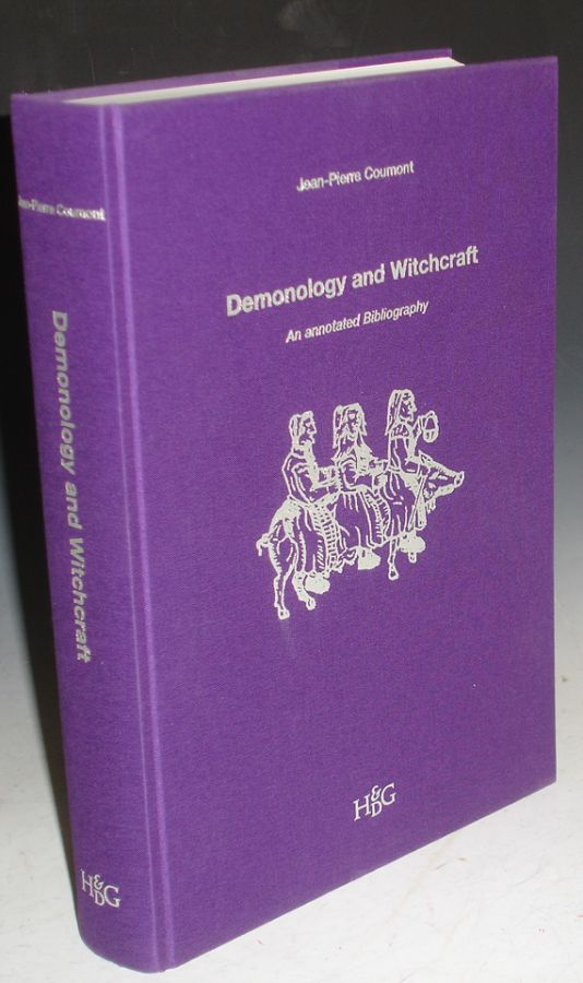 Demonology And Witchcraft: An Annotated Bibliography With Related Works on  Magic, Medicine, Superstition by Jean-Pierre Coumont on Alcuin Books, Ltd