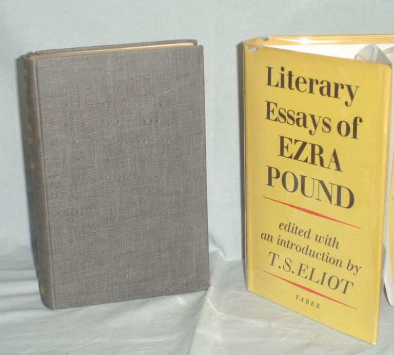 literary essays by ezra pound