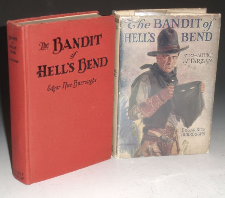 The Bandit of Hell's Bend. Edgar Rice Burroughs.