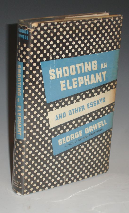 elephant essay shooting elephant essay