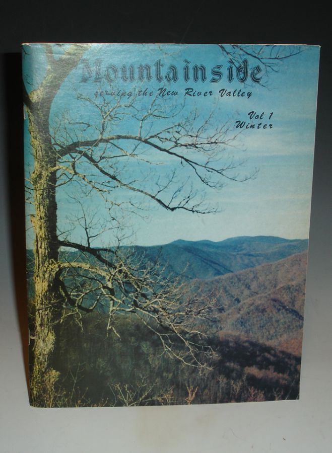 Mountainside [Magazine], Vol. 1, Charter Issue