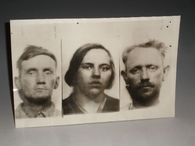 PHOTO OF ONE OF THE MOST NOTORIOUS GANGS CAPTURED IN ARIZONA
