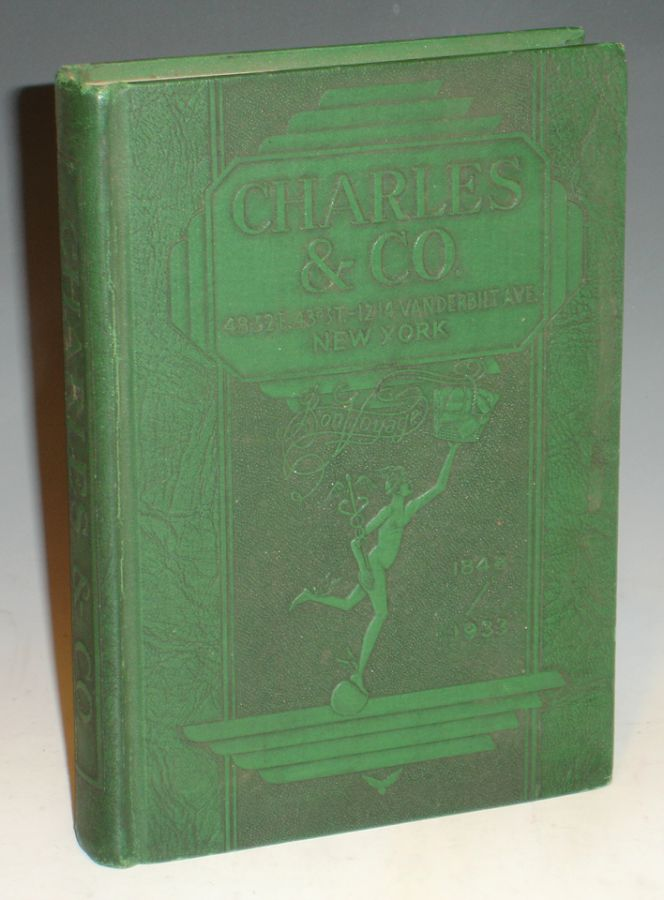 Catalogue; Charles and Co. Charles and Co.