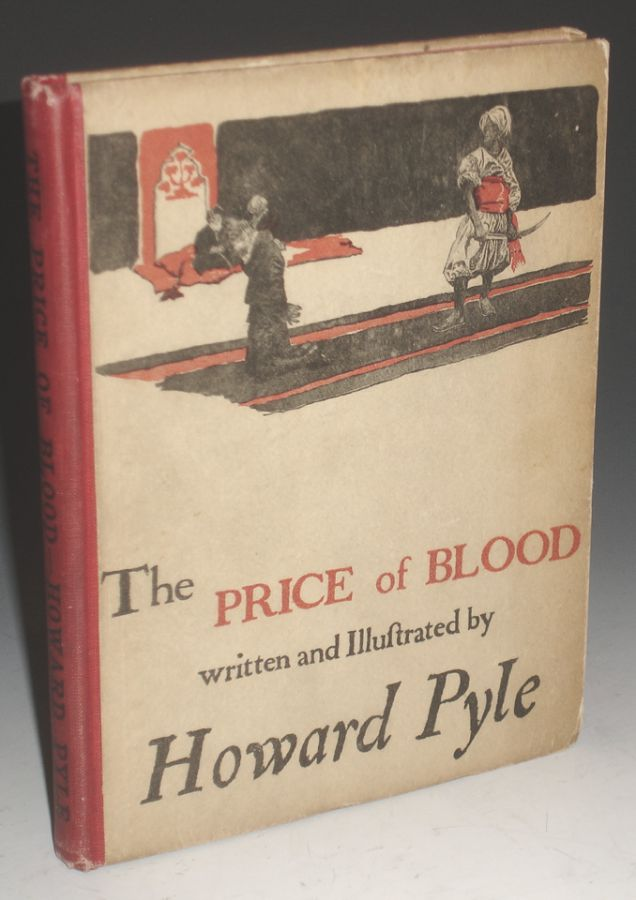 The Price of Blood; an Extravaganza of New York Life in 1807. Howard Pyle.