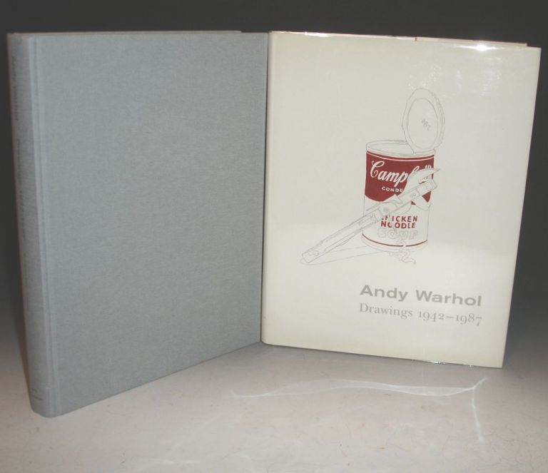 Andy Warhol Drawings 1942-1987. Mark Francis, Dieter Koepplin.