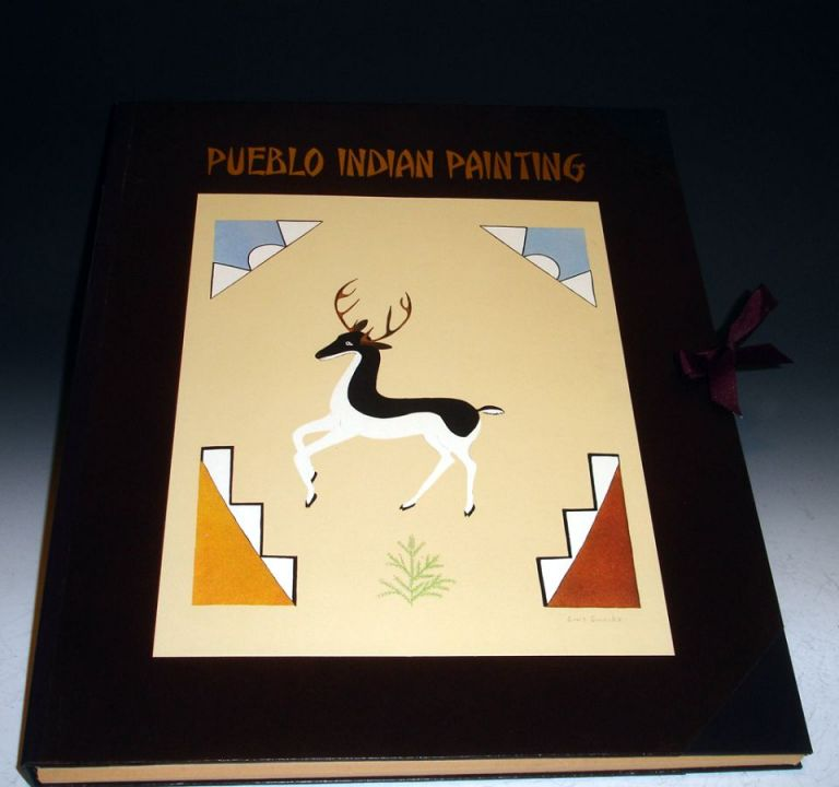 Pueblo Indian Painting. Jamake Highwater, Hartley Burr Alexander.