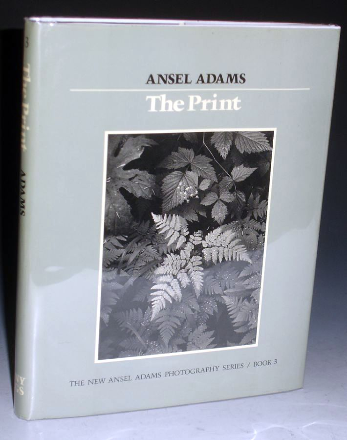 The Print (inscribed By Adams). Ansel Adams.