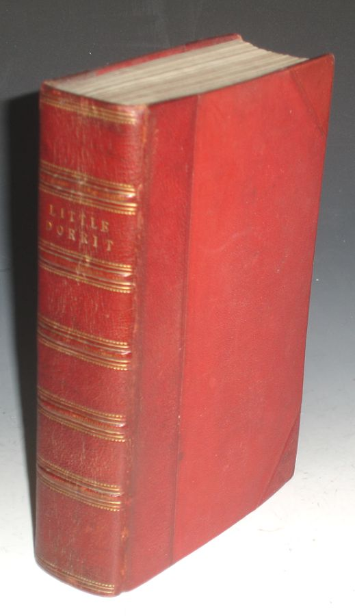 Little Dorrit (Bound from Original Parts). Charles Dickens.