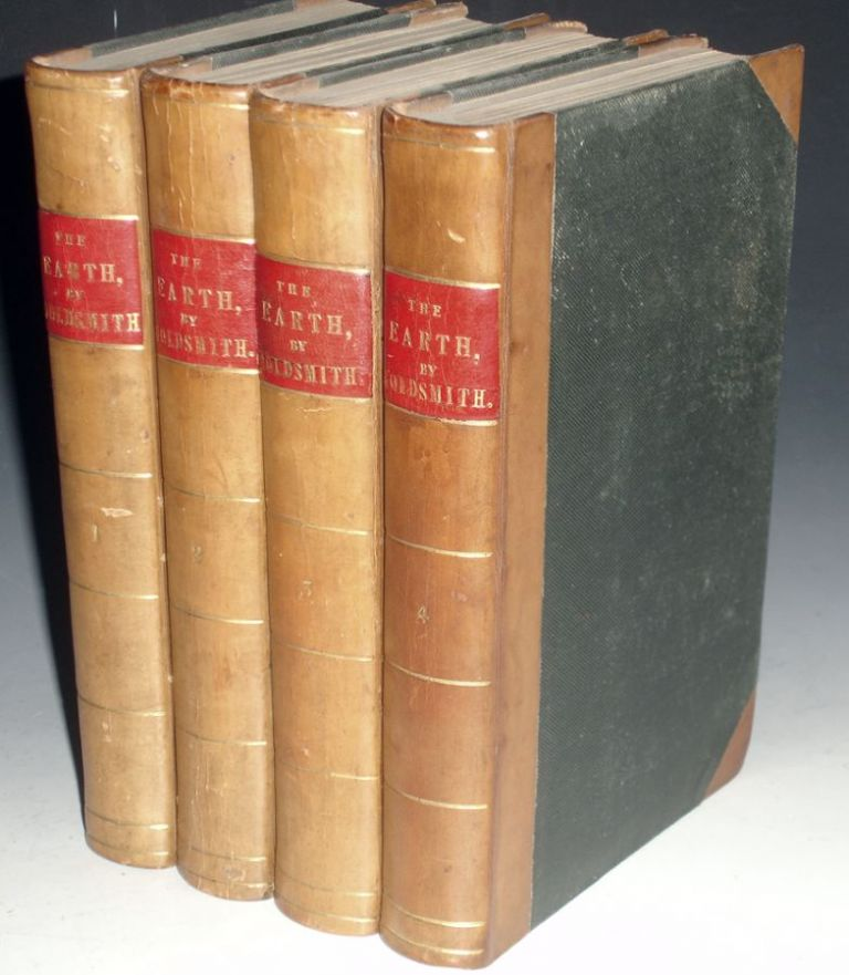 A History of the Earth and Animated Nature. Oliver Goldsmith.