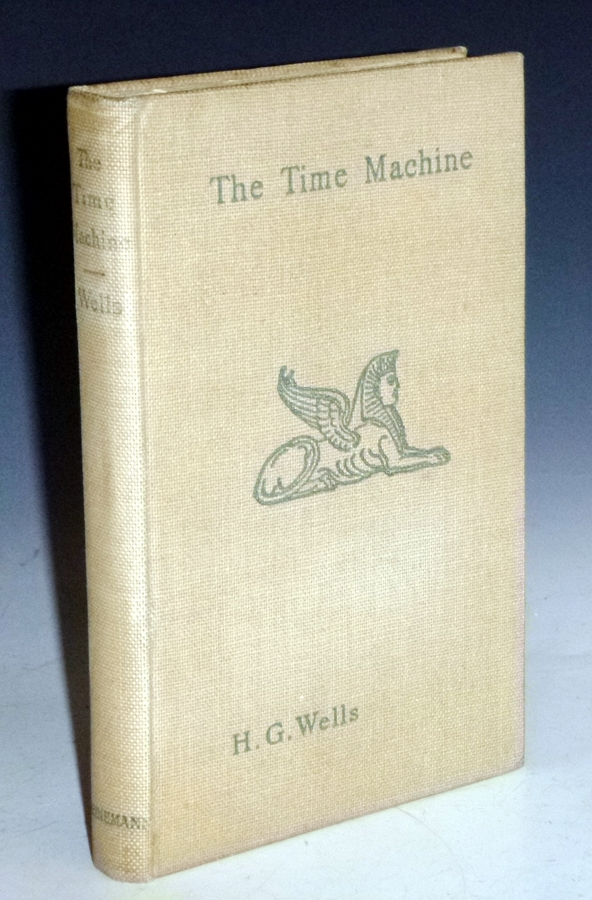 The Time Machine, an Invention. H. G. Wells.