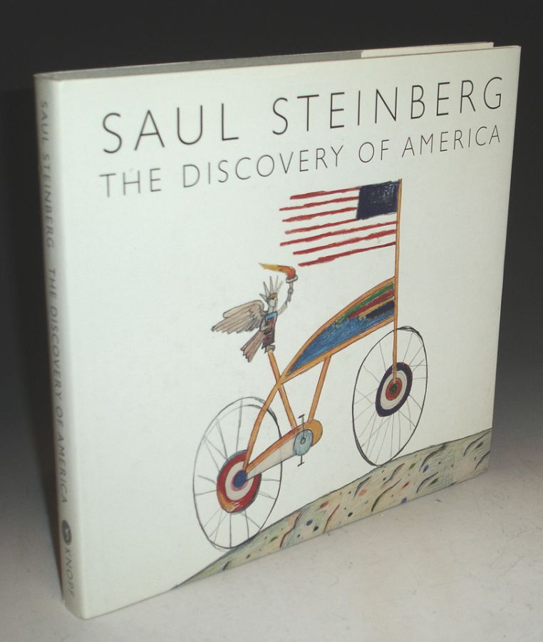 The Discovery of America. Saul Steinberg.