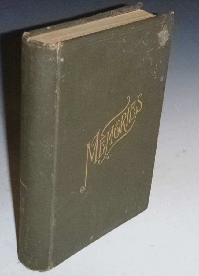 Memories. A Record of Personal Experience and Adventure During Four Years of War. Mrs. Fanny A. Beers.