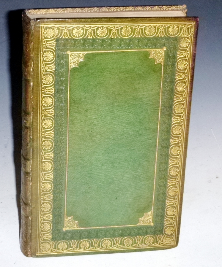The Seasons.....to Which is Prefixed the Life of the Author, an Essay and the Plan and Character of the Poem [Fore-edge painting]. James Thomson, J. Aikin.