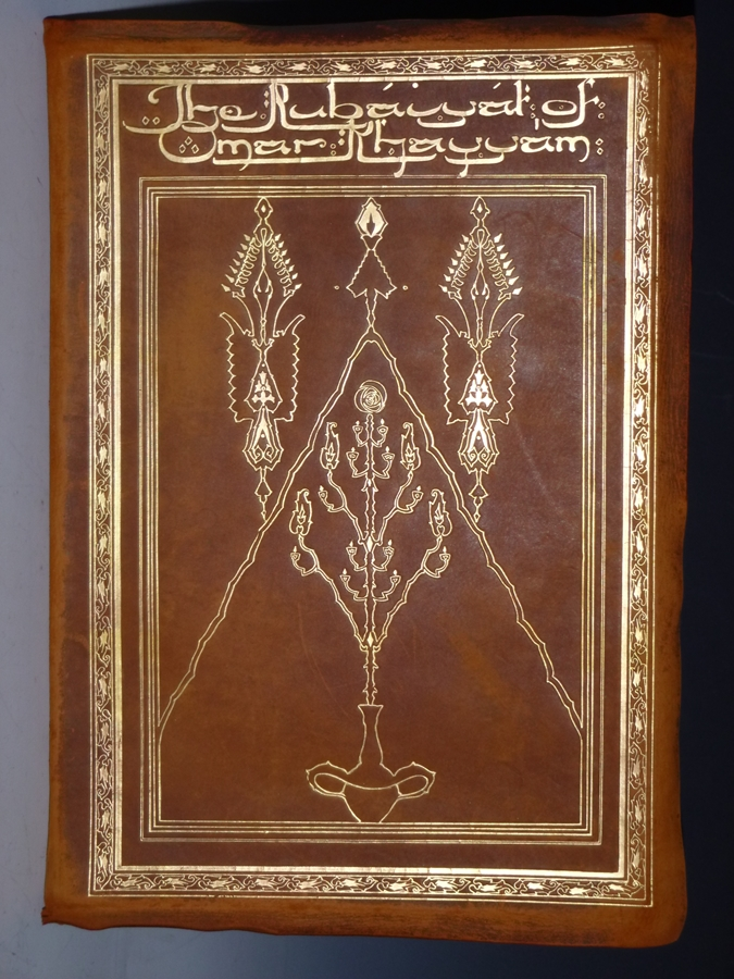 Rubaiyat of Omar Khayyam (Presented By Willy Pogany). Omar Khayyamm, Willy pogany.