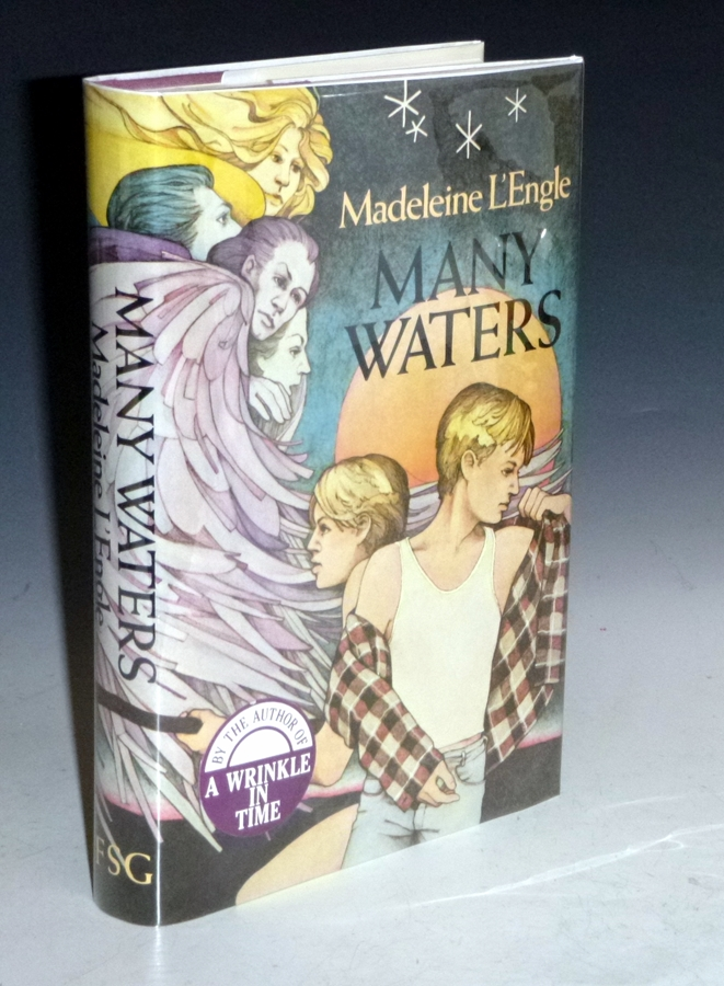 Many Waters. Madeleine L'Engle.