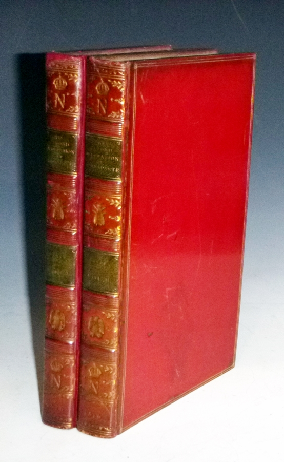 The Second Usurpation of Buonaparte; or a History of the Causes, Progress and Termination of the Revolution I France in 1815: Particularly Comprising a Minute and Circumstantial Account of the Ever-Memorable history of Waterloo. To Which are Added. Edmund Boyce.
