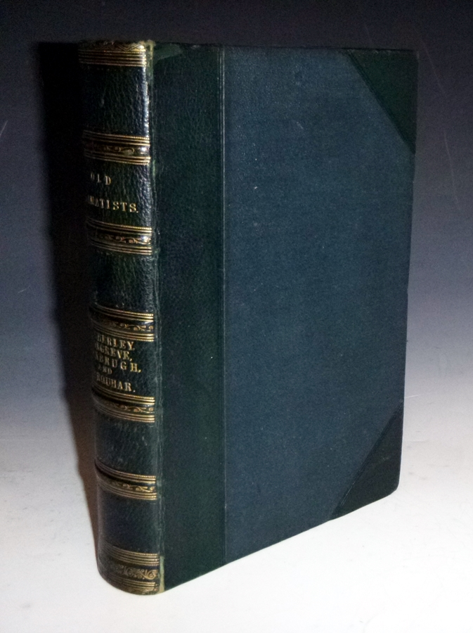 The Dramatic Works of Wycherley, Congreve, Vanbruh, and Farquhar with Biographical and Critical Notices. Leigh Hunt.