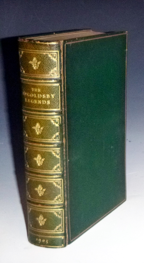 The Ingoldsby Legends or Mirth and Marvels. Thomas Ingoldsby, pseud. de Barham Richard Harris.