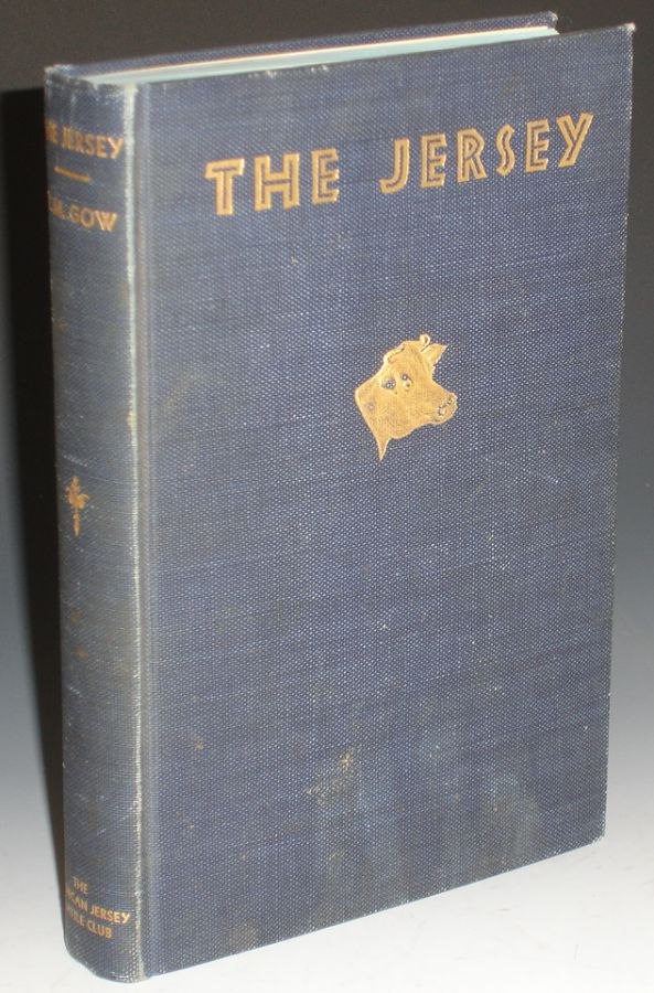 The Jersey; an Outline of Her History Durng the Two Centuries, 1734-1935. R. M. Gow.