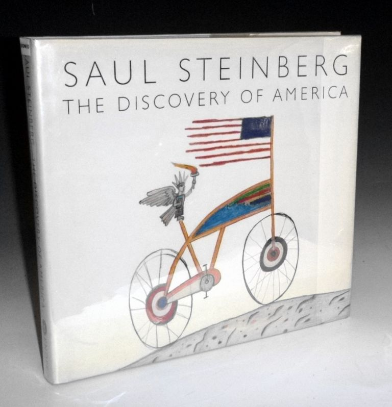 The Discovery of America (signed By the artist). Saul Steinberg.