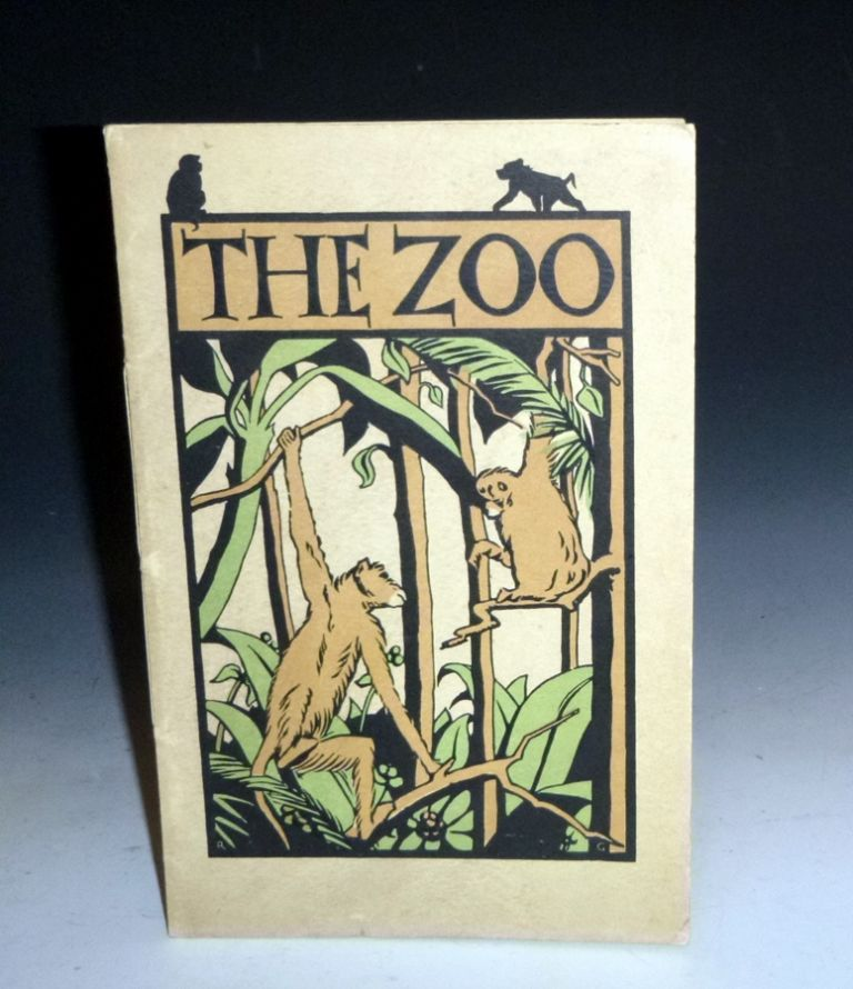 The Zoo; Described and Illustrated. Robert and Moira Gibbings.