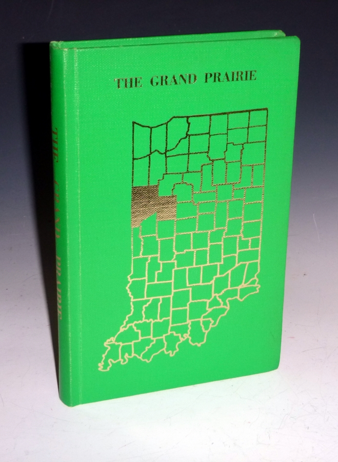 The Grand Prairie (Inscribed By the Author with a Letter Laid in). Katherine S. Bolt.