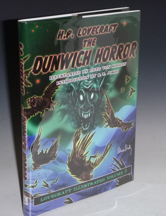 The Dunwich Horror, Introduction By S.T. Joshi. H. P. Lovecraft.
