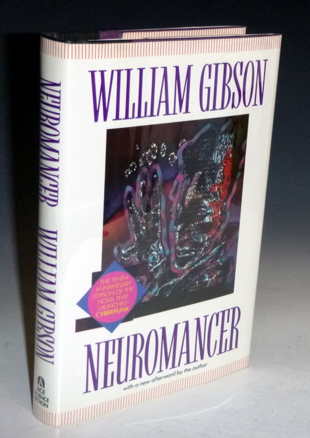 Neuromancer (signed By the author). William Gibson.