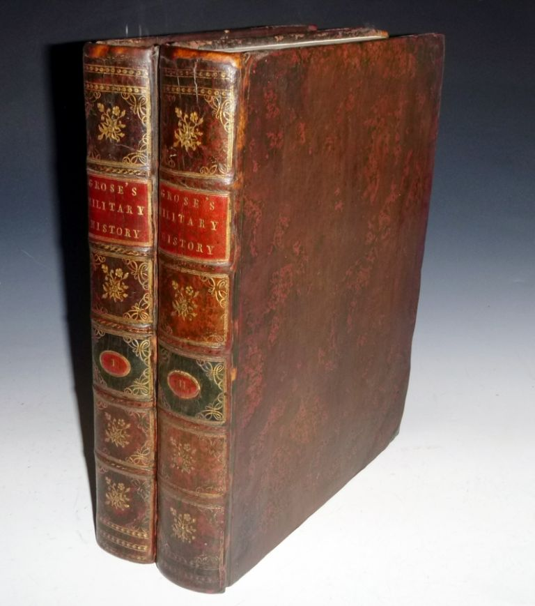 Military Antiquities Respecting a History of the English Army, from the Conquest to the Present Time (2 Volume set). Francis Grose, 1713?-1791,