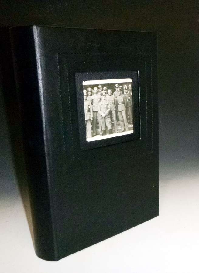 Photo Album with 620 Photographs of German Army in World War II