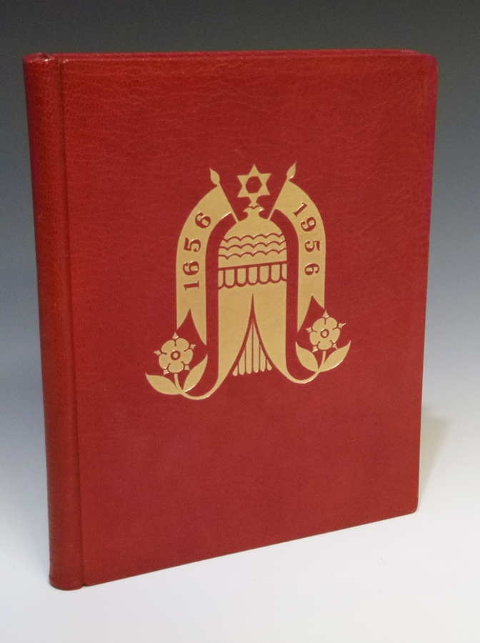 Catalogue of an Exhibition of Anglo-Jewish Art and History; Ain Commemoration of the Tercentenary of the Resettlement of the Jews in the British Isles; Held at the Victoria and Albert Museum, 6 January to 29 February, 1956. Victoria, Albert Museum.