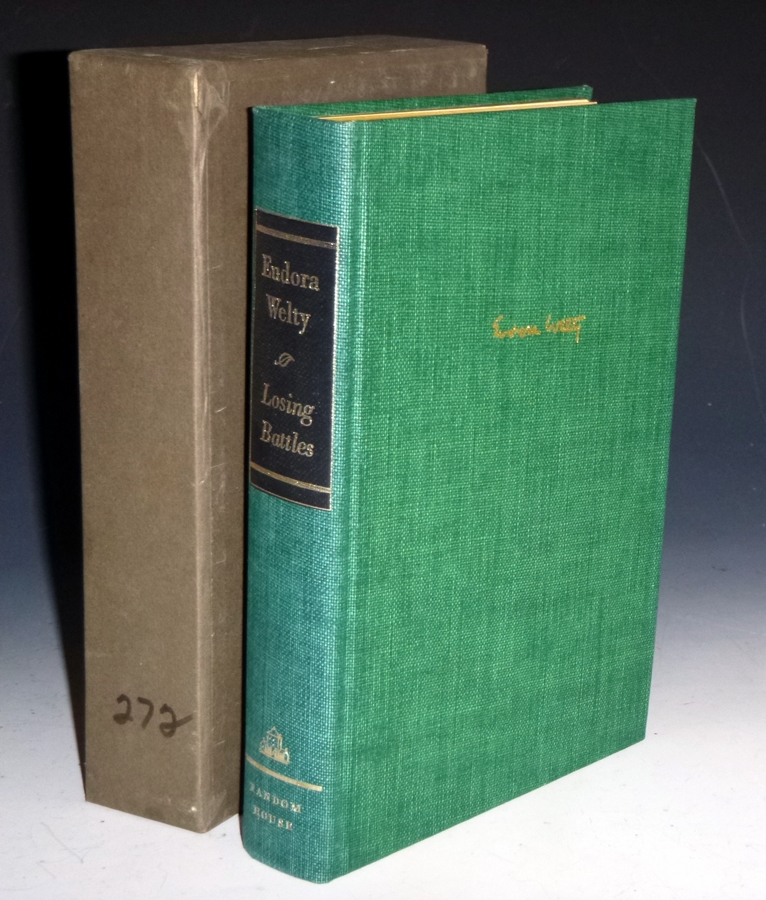 Losing Battles (Signed, Limited Edition #272 of 300 Copies). Eudora Welty.