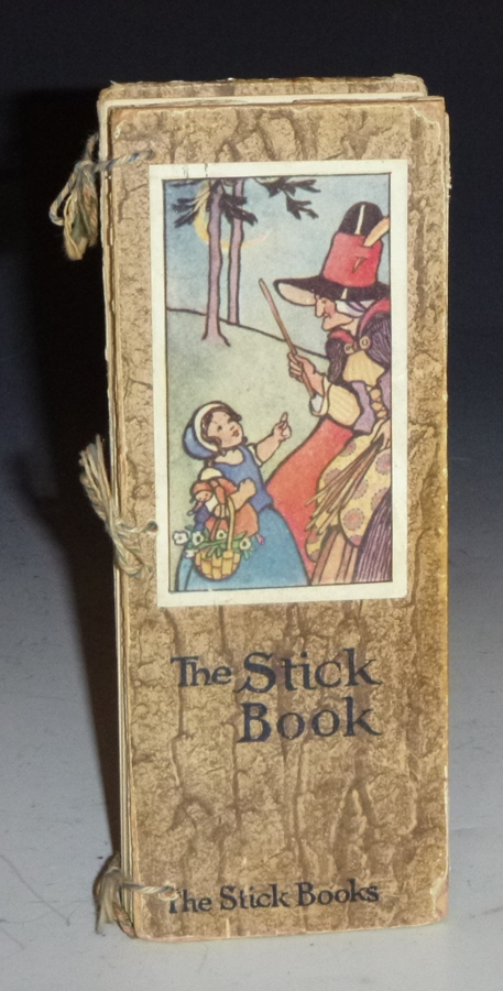 The Stick Book. Florence Hardy Small, Henry Frowde.