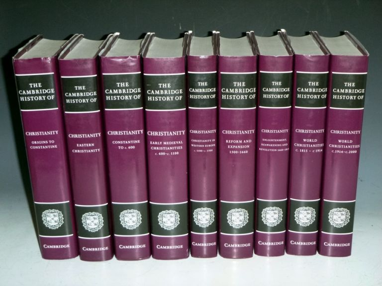 The Cambridge History of Christianity (9 Volume Set)
