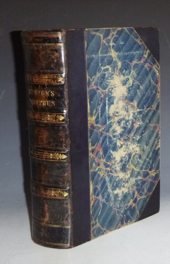 The Works of Flavius Josephus. Flavius Josephus, William Whiston, Henry Stebbing.