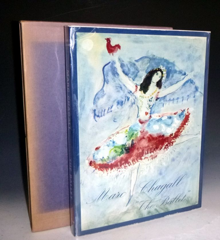 Drawings and Water Colors for the Ballet. Marc Chagall, Jacques Lassaigne.
