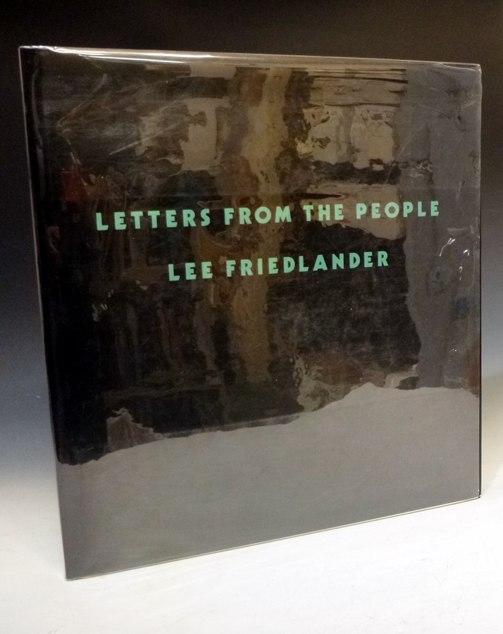 Letters from the People. Lee Friedlander.
