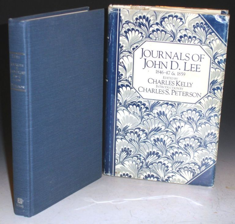 Journals of John D. Lee, 1846-47 and 1859. John Doyle Lee, Charles Kelly.