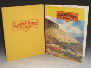 Scenic Line of the World and Black Canon Revisited By Cornelius W. Hauck. Gordon Chappell