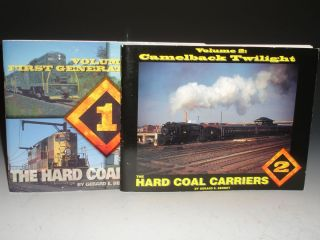 The Hard Coal Carriers (volumes 1 & 2). Gerard E. Bernet.