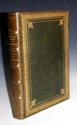 The Poetical Works of Oliver Goldsmith, M.B. and Professor of Ancient History at the Royal...