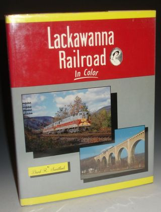 Lackawanna Railroad/ in Color