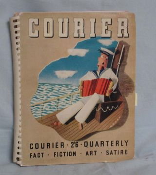 Courier - Picturing To-Day