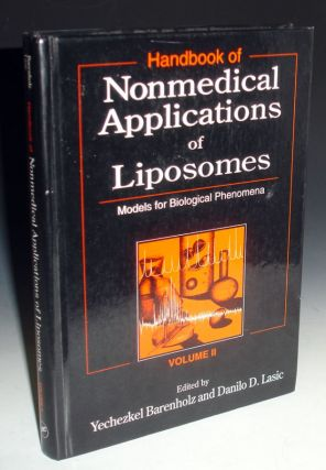 Handbook of Nonmedical Applications of Liposomes. Models for Biological Phenomena, Volume II....