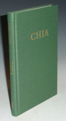 Chia. Rediscovering a Forgotten Crop of the Aztecs. Ricardo Jr. Ayerza, Wayne Coates