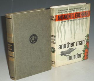 Another Man's Murder. Mignon G. Eberhart.