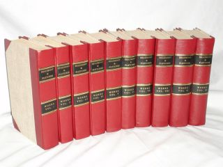 The works of Mr. Francis Beaumont and Mr. John Fletcher in Ten Volumes. Collated with All the...